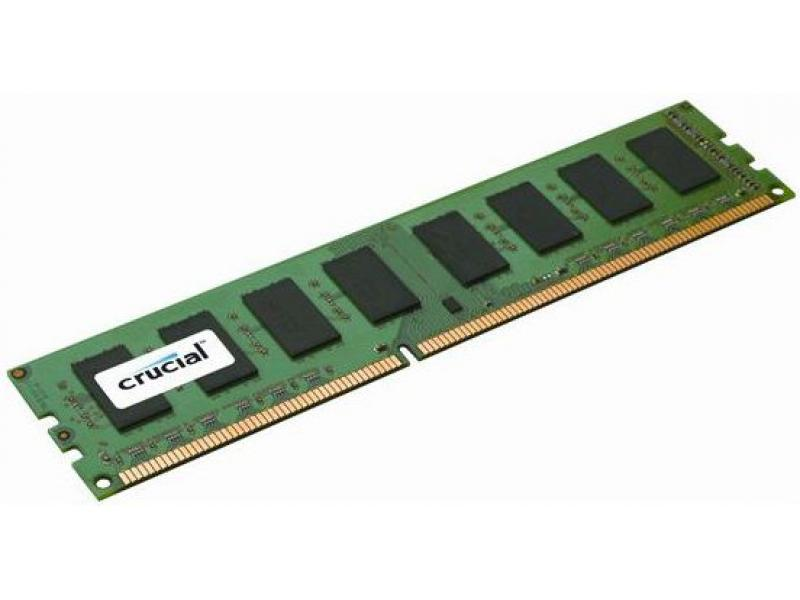 Micron 2GB 240-Pin DDR3 SDRAM DDR3 1333 (PC3 10600) Memory