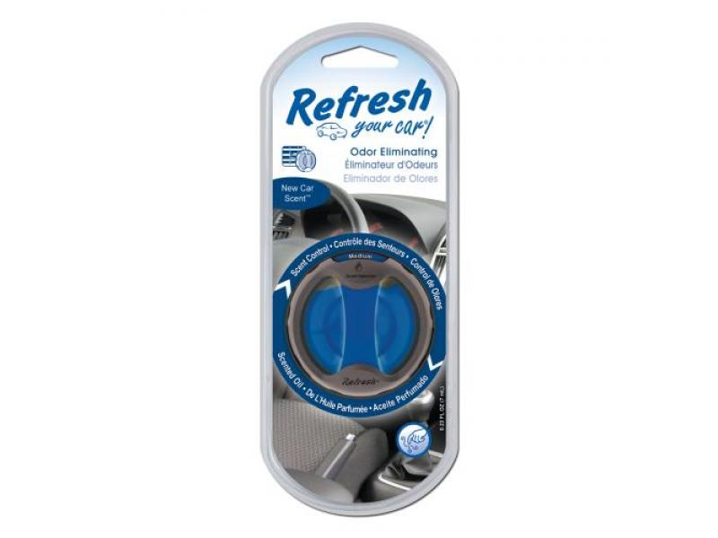 Refresh Your Car Scented Oil Diffuser-New Car