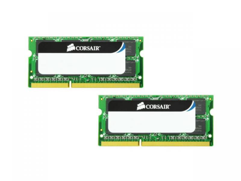 CORSAIR 8GB (2 x 4GB) 204-Pin DDR3 SO-DIMM DDR3 1600 (PC3 12800) Laptop Memory Model CMSO8GX3M2C1600C11