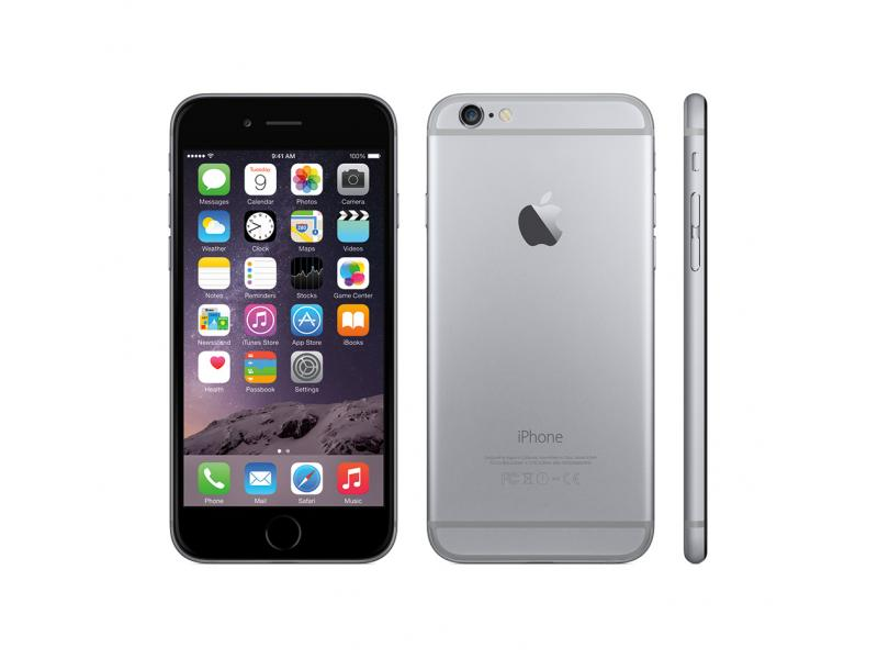 Apple iPhone 6 - 128GB - Silver