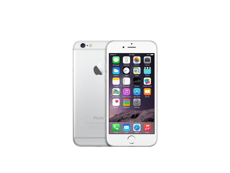 Apple iPhone 6 - 128GB - Silver Sprint